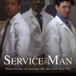 Alternate poster for Service to Man